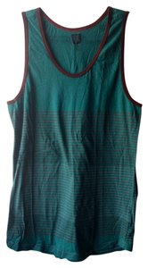 BDG Uo Urban Outfitters Hipster Top Green Red Melon Pink