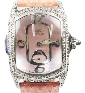 Invicta Invicta Baby Lupah Pink Watch Mother of Pearl and Diamonds
