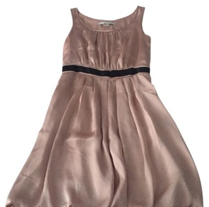 LC Lauren Conrad short dress Pink, black on Tradesy