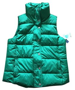 Old Navy Ski Fleece Puffy Vest