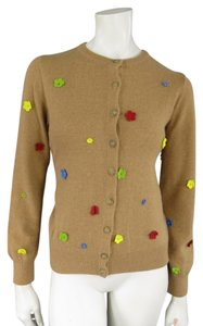 Dolce&Gabbana Floral Buttonup Primarycolor Cardigan
