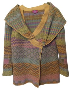 Anthropologie Ivko Asymetrical Sash Cardigan