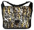 3.1 Phillip Lim Animal-print Calfhair Mini Cross Body Bag