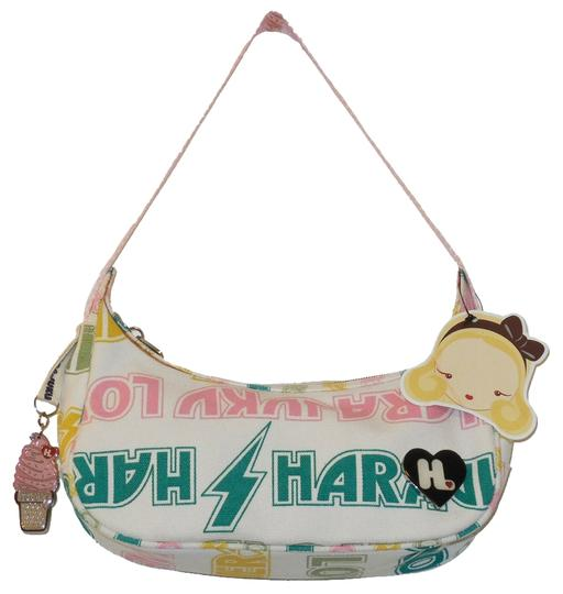Preload https://item2.tradesy.com/images/harajuku-lovers-ice-cream-cone-charm-multi-color-canvas-shoulder-bag-1304321-0-0.jpg?width=440&height=440