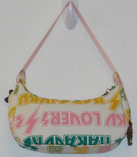 Harajuku Lovers Ice Cream Cone Charm Shoulder Bag