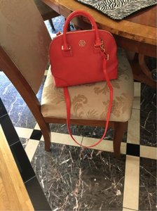 Tory Burch Tote Prada Crossbody Robinson Satchel in red
