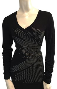 Kenneth Cole Top Black & White