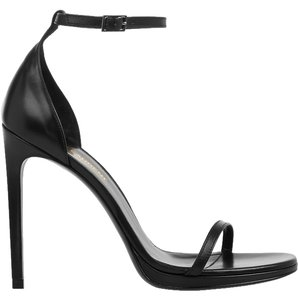Saint Laurent Ysl Givenchy Tom Ford Celine Giuseppe Zanotti Black Sandals