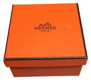 Hermès Gift Box And Pouch