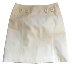 MILLY Skirt off white