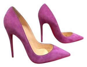 Christian Louboutin So Kate So Kate Digitale So Kate Size 36 purple digitale Pumps