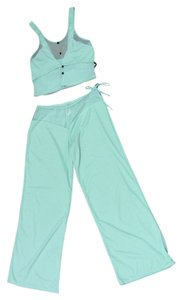 Attraction Relaxed Pants green, black