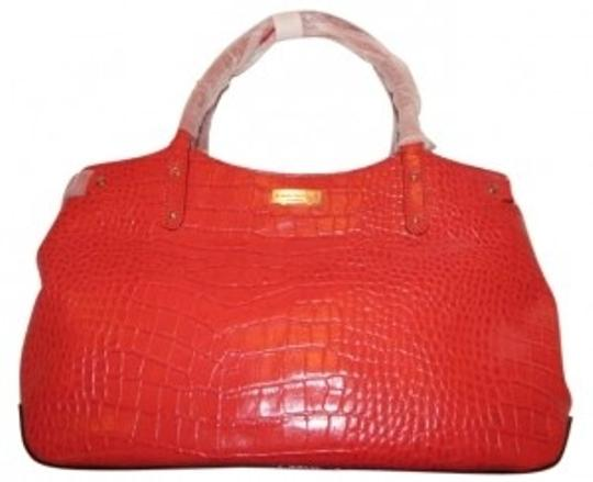 Preload https://img-static.tradesy.com/item/130447/kate-spade-name-stevie-carlsbad-style-pxru1769-red-leather-crocodile-embossed-satchel-0-0-540-540.jpg