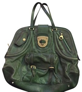 Alexander McQueen Satchel in Green