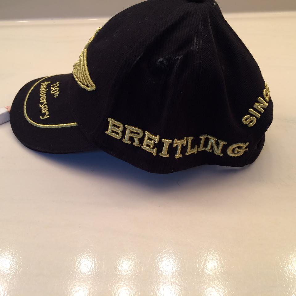 a938a1fd438 Breitling Baseball Cap For Sale - Parchment N Lead