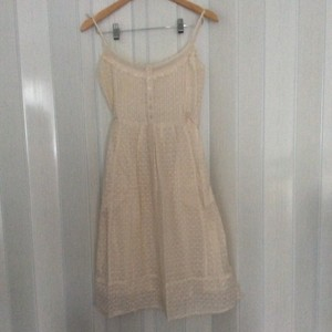 Edun short dress on Tradesy