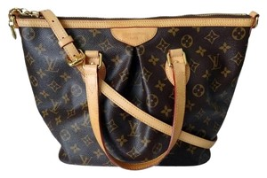 Louis Vuitton Palermo Crossbody Shoulder Bag