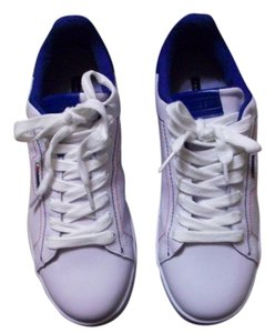 Tommy Hilfiger Leather white Athletic