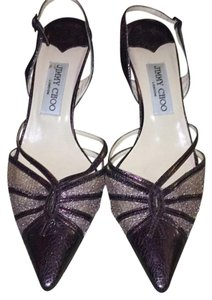 Jimmy Choo Purple Pumps
