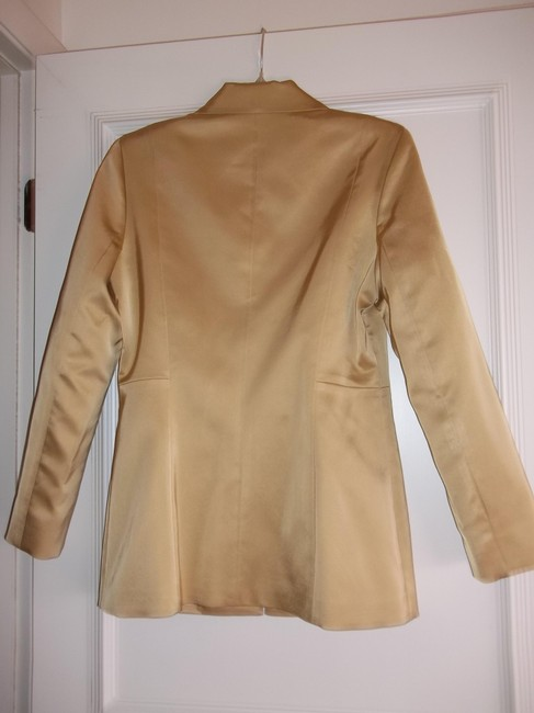 Laundry by Shelli Segal Gold Jacket