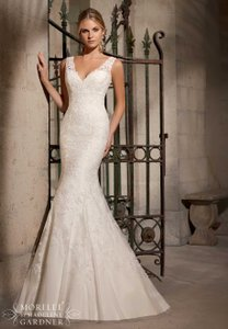 Mori Lee 2714 Wedding Dress