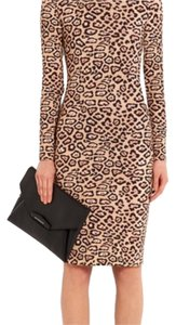 Givenchy Real Housewives Leopard Kardashian Dress
