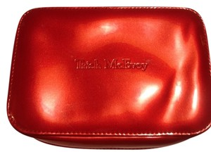 Trish McEvoy Trish McEvoy Petite Makeup Planner in Red Patent with 2 refillable pages