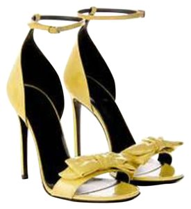 Gucci Yellow Formal