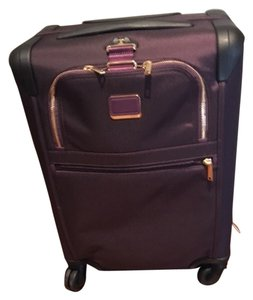 Tumi Aubergine Travel Bag