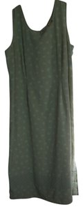Kathie Lee Collection Woman Sleeveless 20 W Sundress Sprng Dress