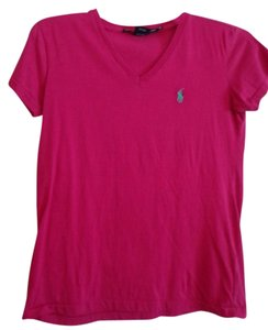 Polo Ralph Lauren T Shirt Pink