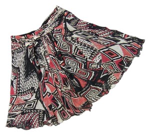 Nine West Skirt abstract print