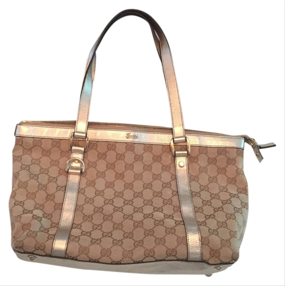Gucci 141470204991 Gold Tote Bag on Sale, 20% Off | Totes on Sale