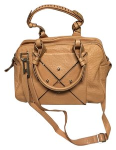 Allibelle Satchel in Nude