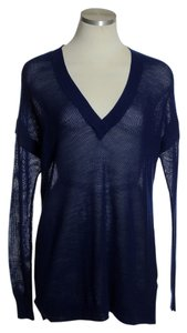 J.Crew Merino Wool See-through Sweater