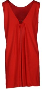 M Missoni short dress Red Ring Hardware on Tradesy