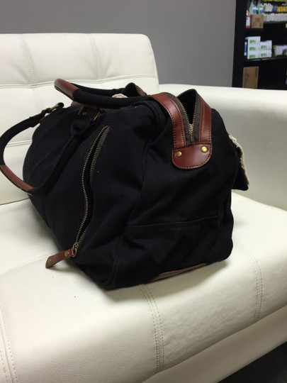 J. Campbell Tote in Black