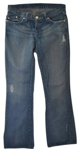 Rock & Republic Bootcut Boot Cut Pants Denm