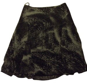 Jones Wear Skirt Black/Gray