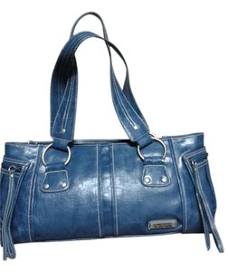 Kenneth Cole Reaction Satchel in blue
