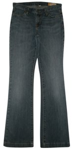 Gap Classic 5 Pocket Style Boot Cut Jeans-Medium Wash