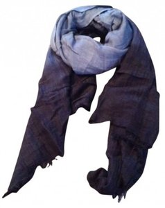 MICHAEL Michael Kors MICHAEL by Michael Kors Blue Ombre Scarf