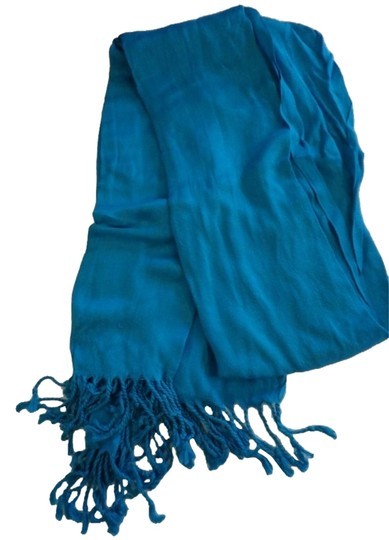 Mossimo Electric Blue Scarf