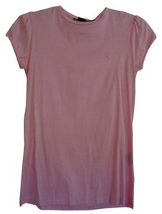 Polo Ralph Lauren T Shirt Light Pink