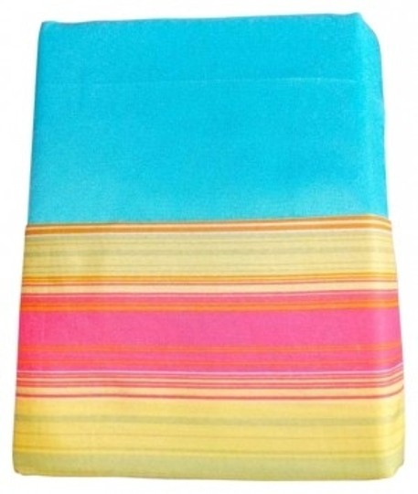 Preload https://item5.tradesy.com/images/blue-orange-yellow-green-and-pink-twin-sheet-set-130539-0-0.jpg?width=440&height=440