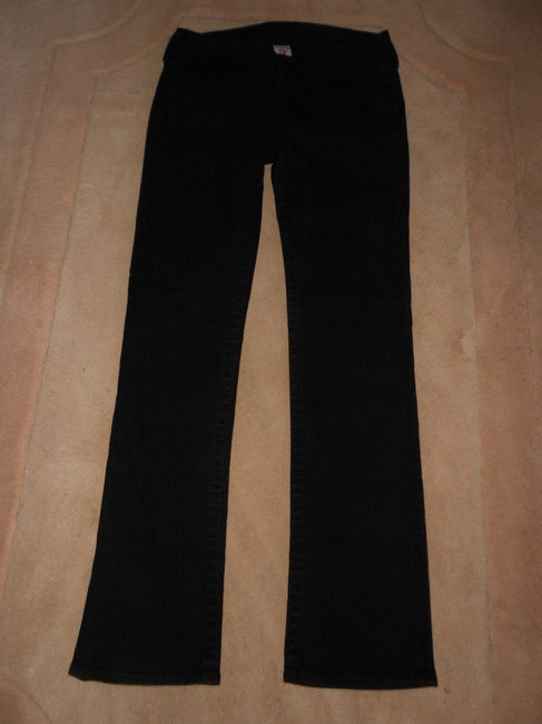 Item - Black Billy Boot Cut Jeans Size 31 (6, M)