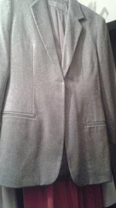 Max Mara heather grey Jacket