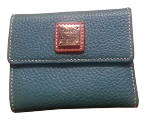 Dooney & Bourke Dooney And Bourke Small Leather Card Wallet