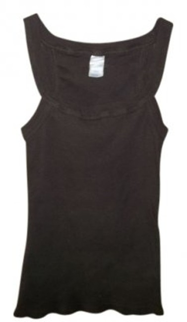Preload https://item1.tradesy.com/images/hanes-brown-thin-strapped-tank-topcami-size-10-m-13055-0-0.jpg?width=400&height=650