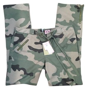 Juicy Couture Cargo Pants Army